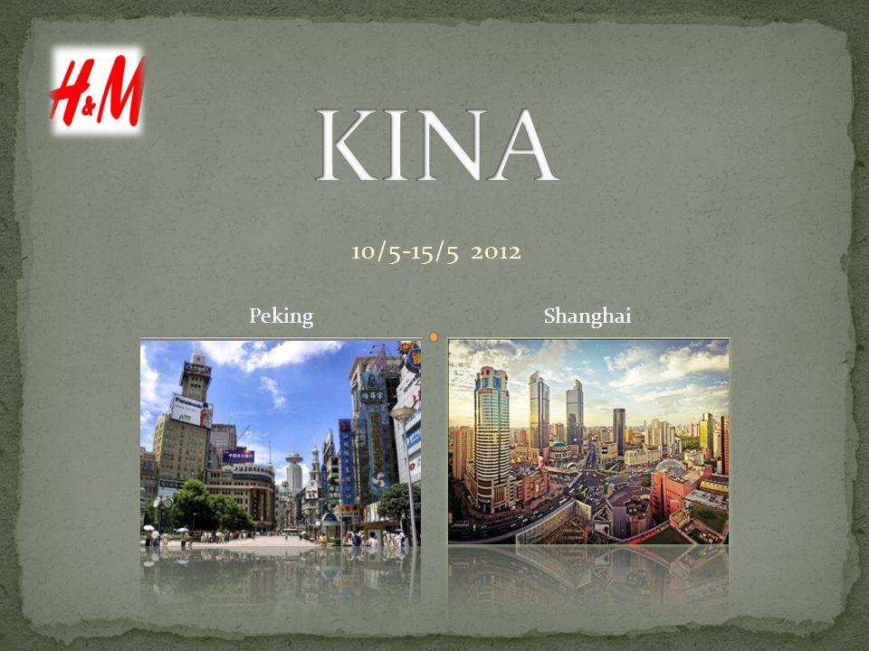 10/5-15/5 2012 PekingShanghai