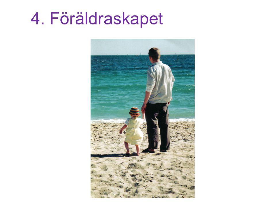 4. Föräldraskapet
