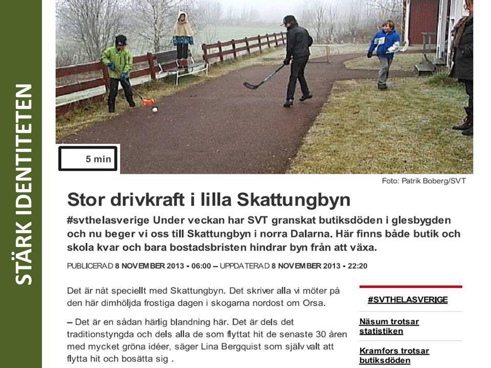 STÄRK IDENTITETEN
