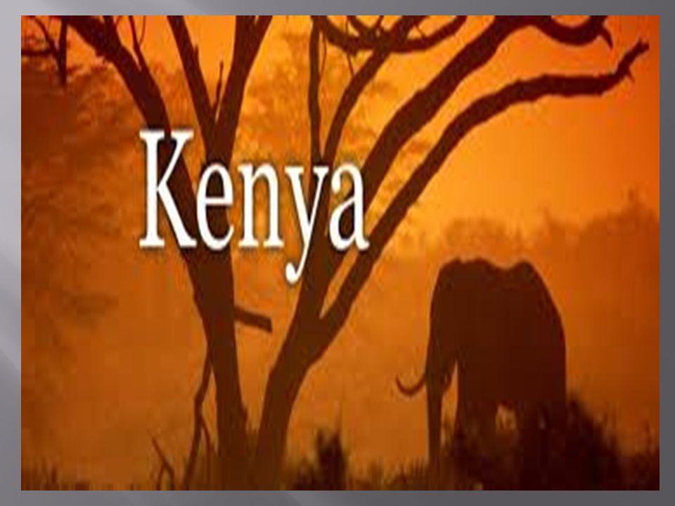  Huvudstad är Nairobi.