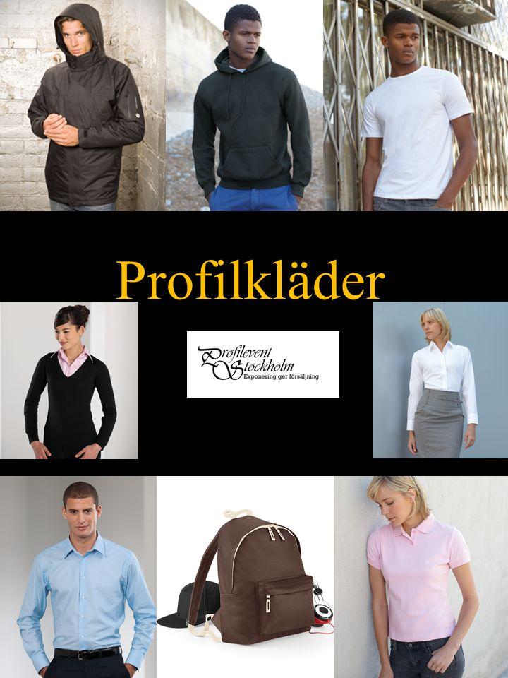 Profilkläder