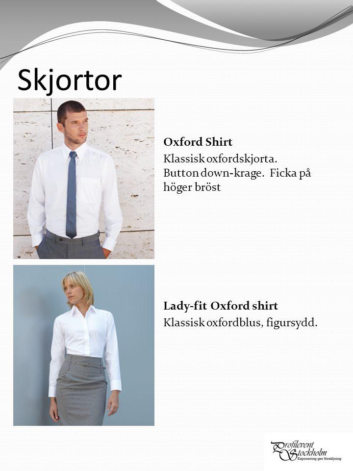 Tailored ultimate non iron shirt Strykfri businessskjorta, lång eller kort ärm.