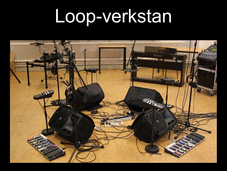 Loop-verkstan