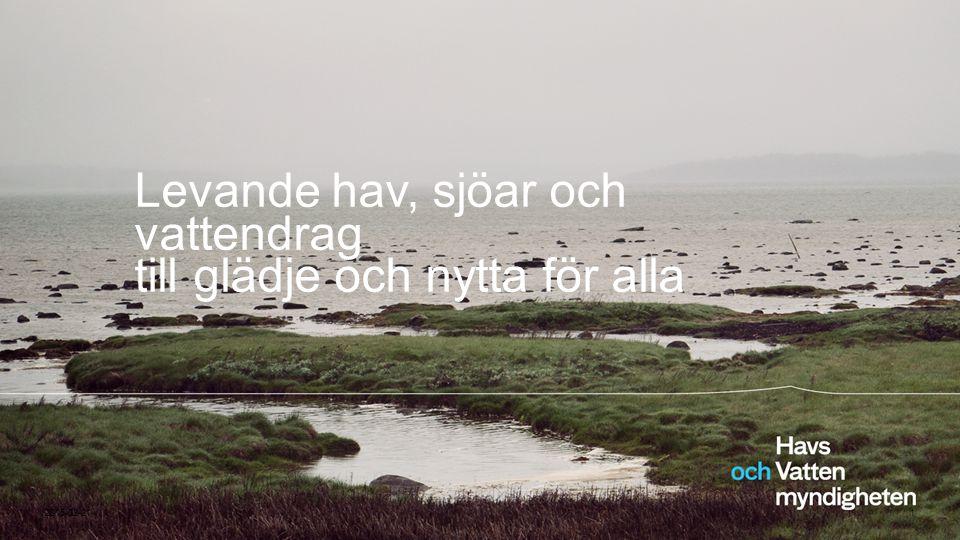 Havs- och vattenmyndigheten thomas.johansson@havochvatten.se 2015-03-2112 2000 fritidsbåtar + 1000 trailerbåtar + 3:e största dricksvattentäckten.