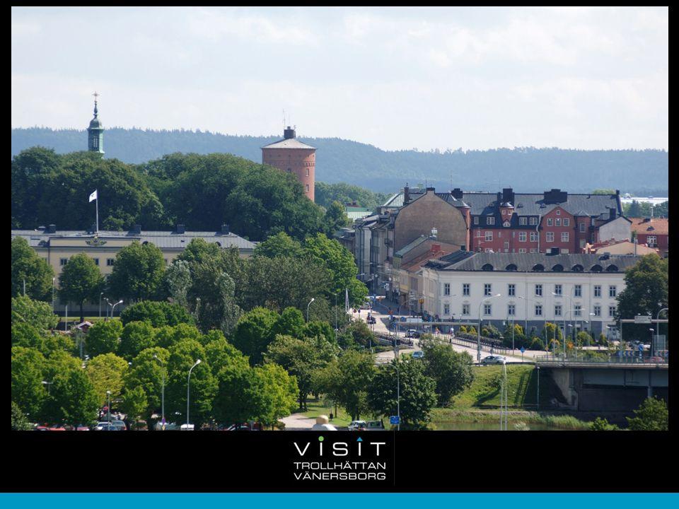 Vänersborgs Turistbyrå Järnvägsbacken 1C 462 34 Vänersborg Tel turistinfo: 0521-135 09, Tel tåg & buss: 0521- 10027 E-post: info@visittv.se GPS-koordi