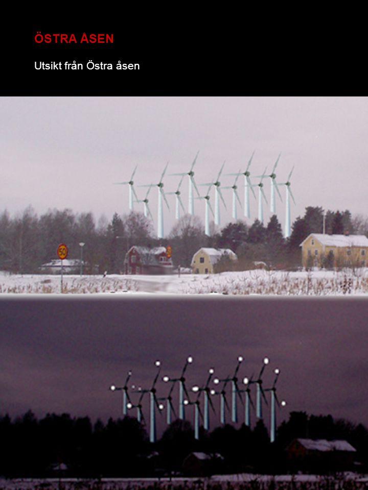 ÖSTRA ÅSEN Utsikt från Östra åsen