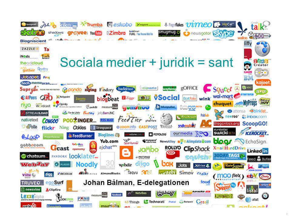 Mer nyfiken på sociala medier.