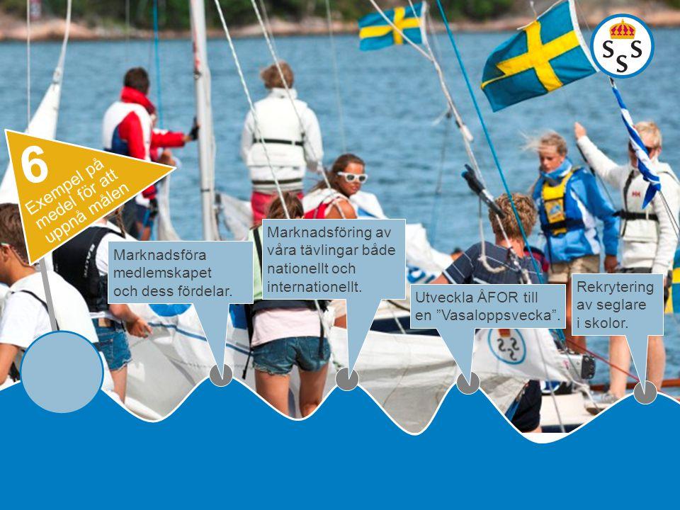 """Marknadsföra medlemskapet och dess fördelar. Marknadsföring av våra tävlingar både nationellt och internationellt. Utveckla ÅFOR till en """"Vasaloppsvec"""