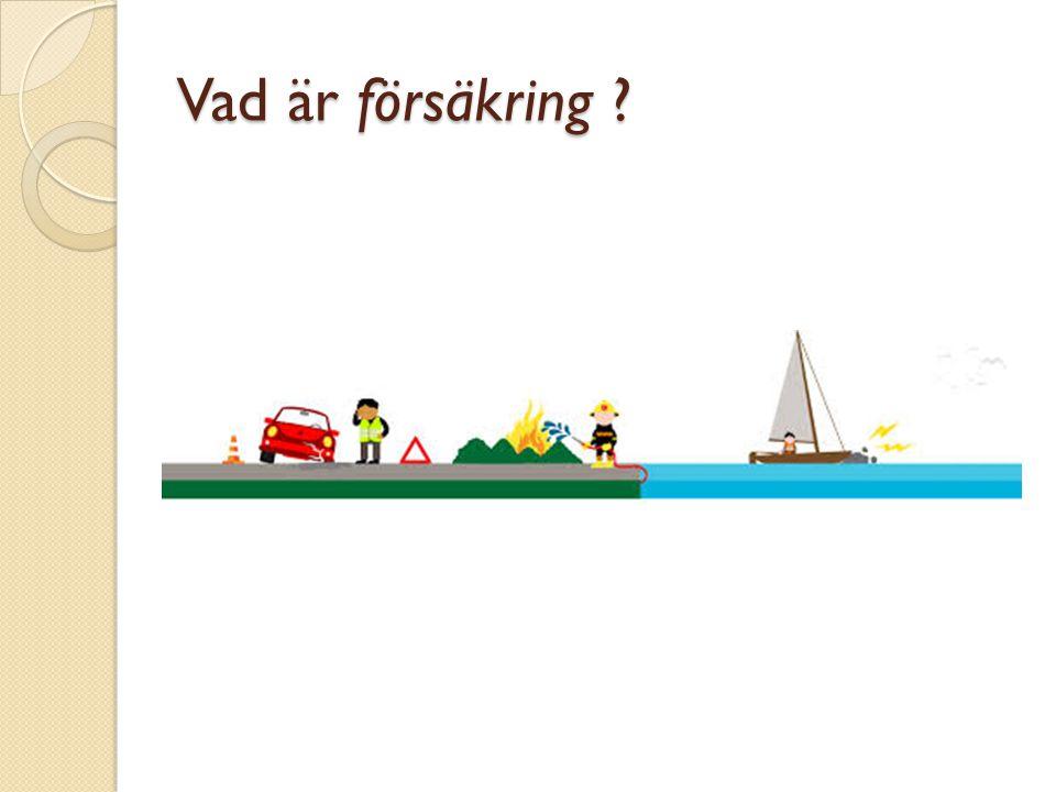 Bra länkar Försäkringspaket: ◦ http://fora.se/sv/Foretag/Pension-och-forsakring- ny/Foretag-som-ar-bundna-av-kollektivavtal1/ http://fora.se/sv/Foretag/Pension-och-forsakring- ny/Foretag-som-ar-bundna-av-kollektivavtal1/  OBS, länken är rätt trots det lite udda namnet på länken  Allt kan skötas via en webb tjänst och det beskrivs relativt bra på hemsidan hur man går tillväga Logga in på pensionsmyndigheten och gör din pensionsprognos ◦ E-leg eller genom att beställa PIN kod från pensionsmyndigheten.se.