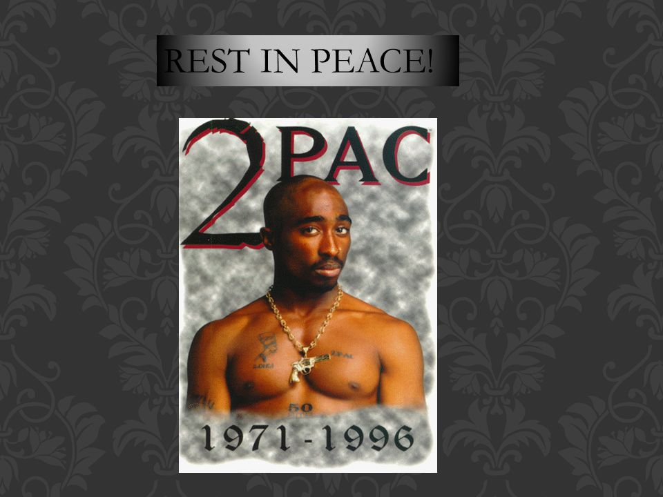 REST IN PEACE!