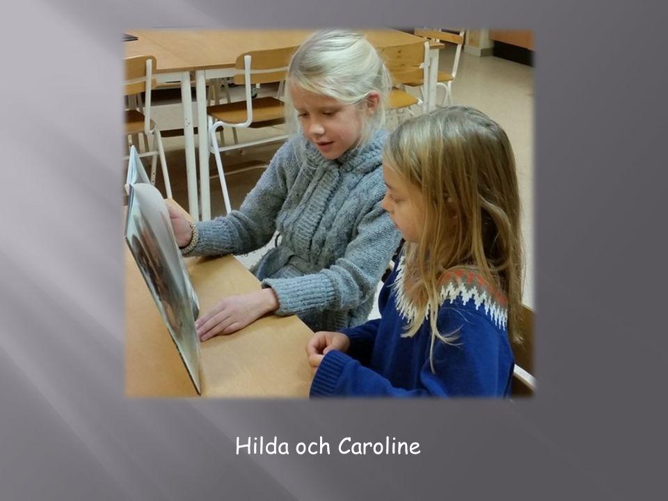 Hilda och Caroline