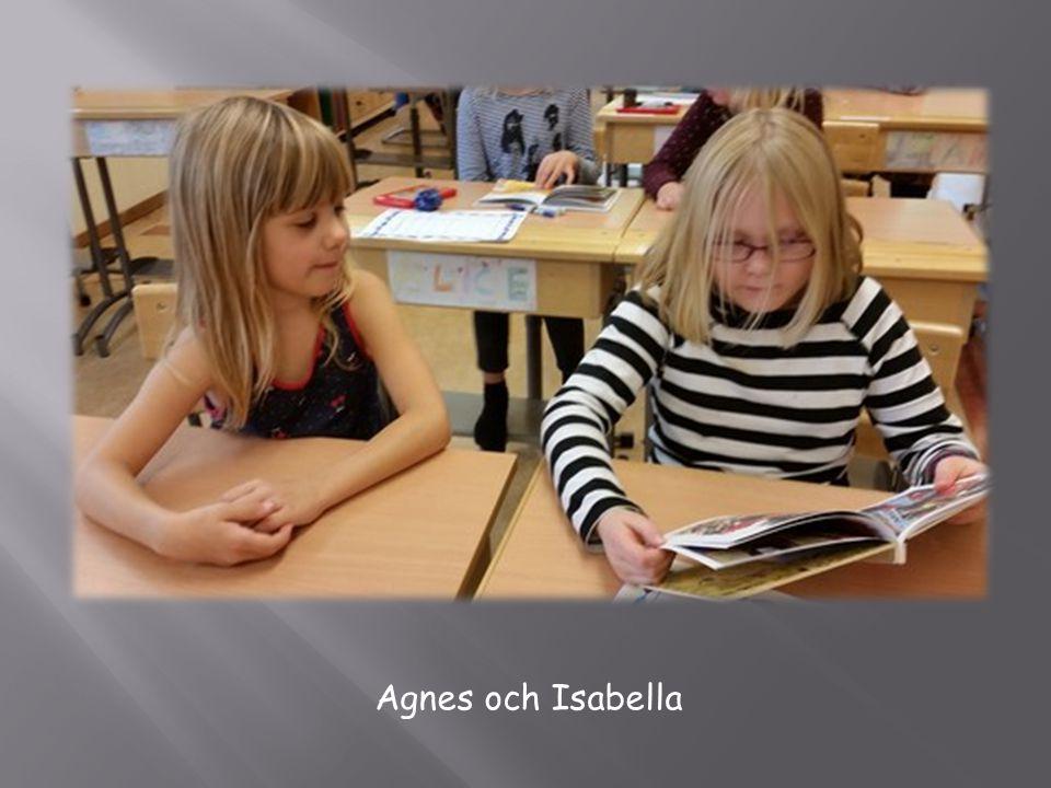 Agnes och Isabella