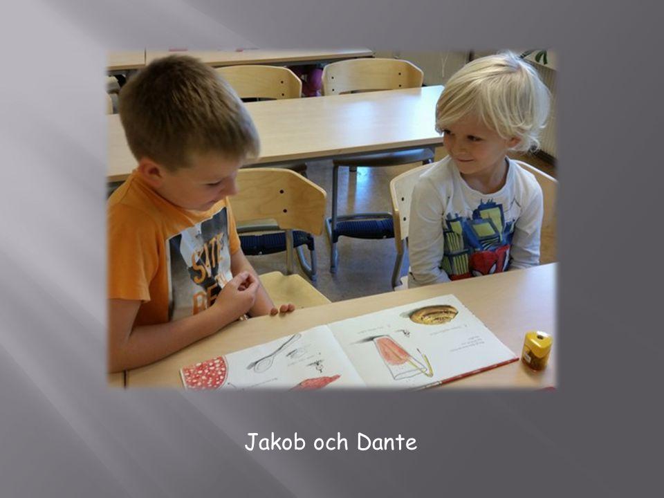 Jakob och Dante