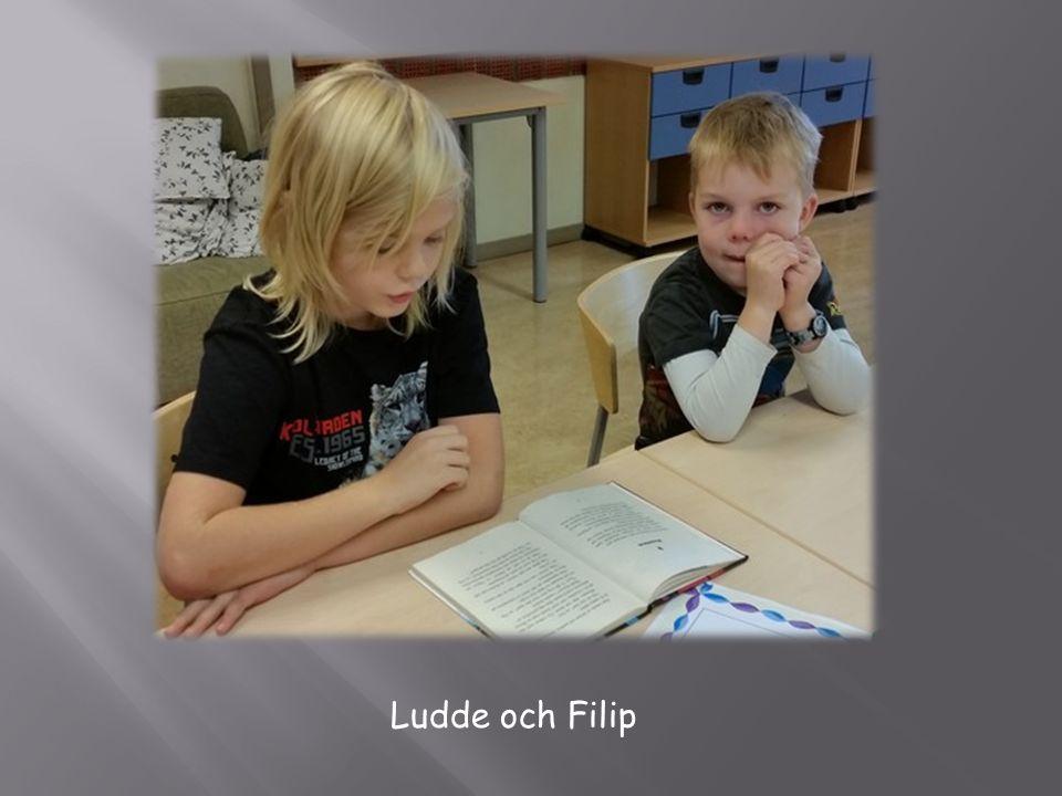 Ludde och Filip