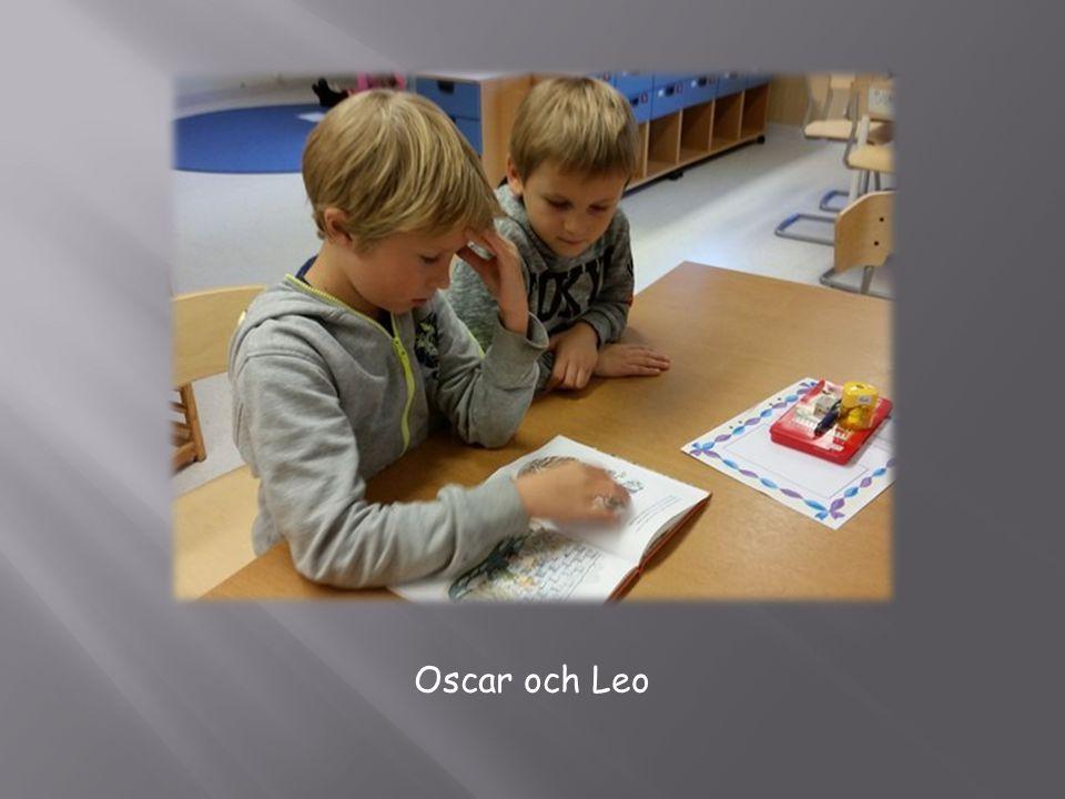 Oscar och Leo