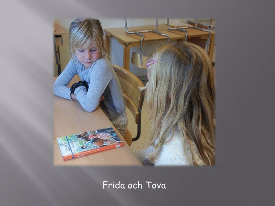 Frida och Tova