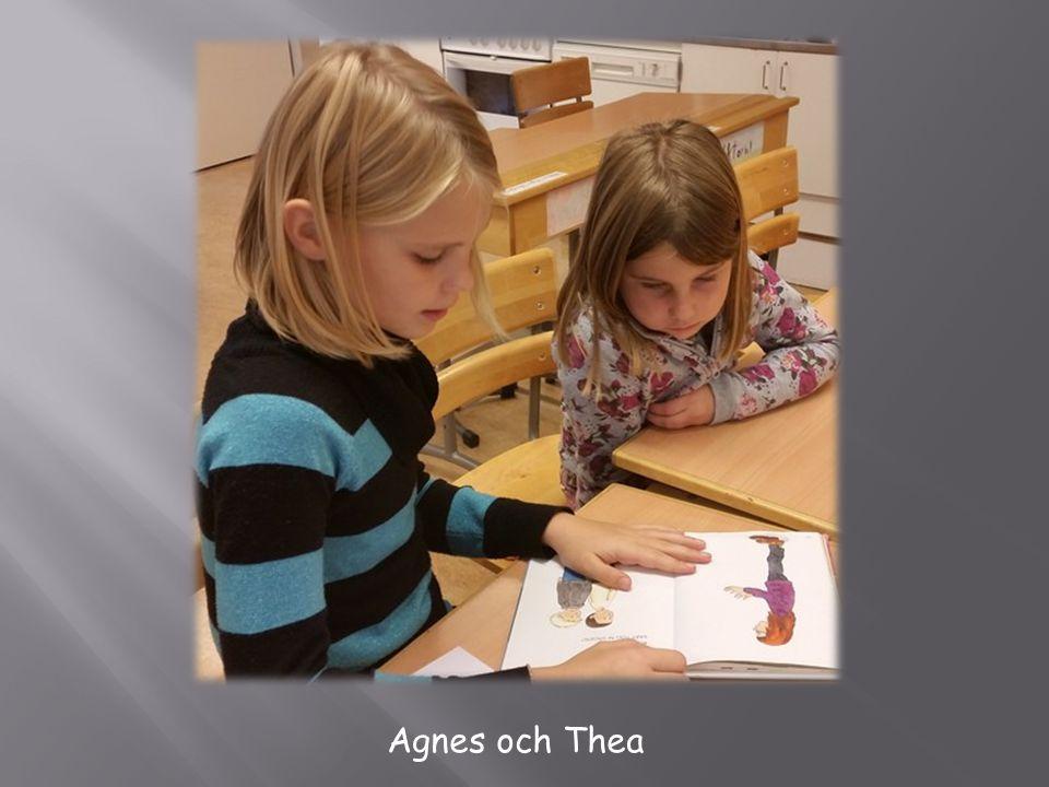 Agnes och Thea