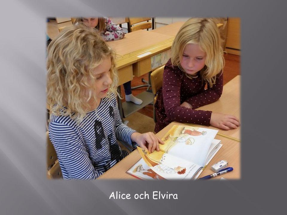 Alice och Elvira