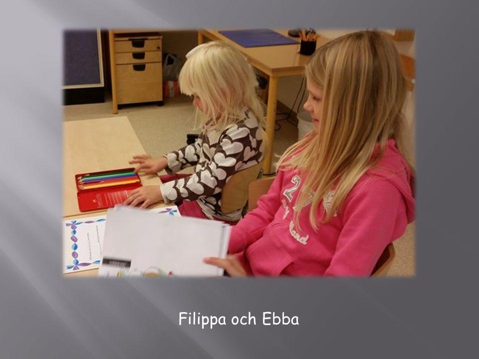 Filippa och Ebba