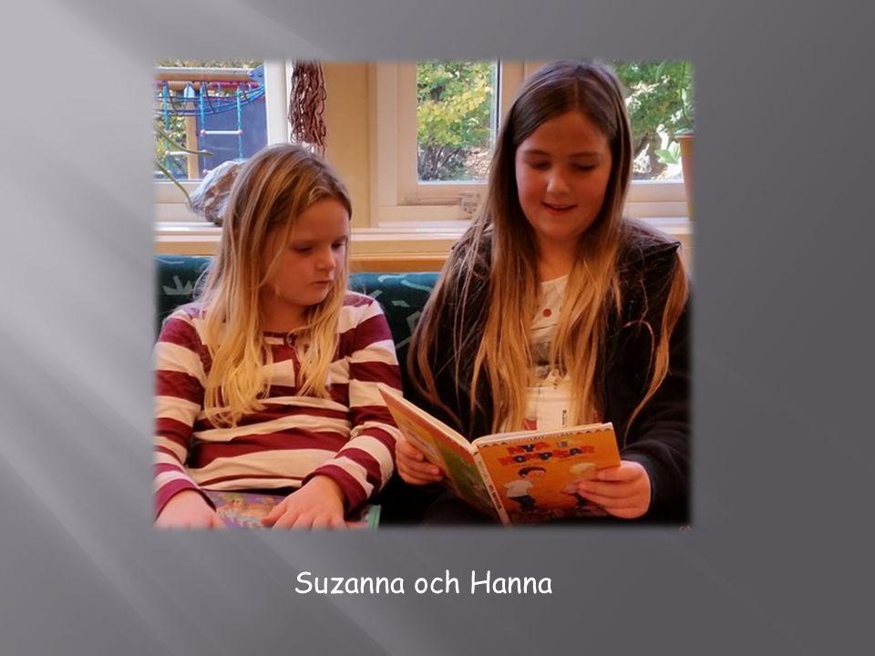 Suzanna och Hanna