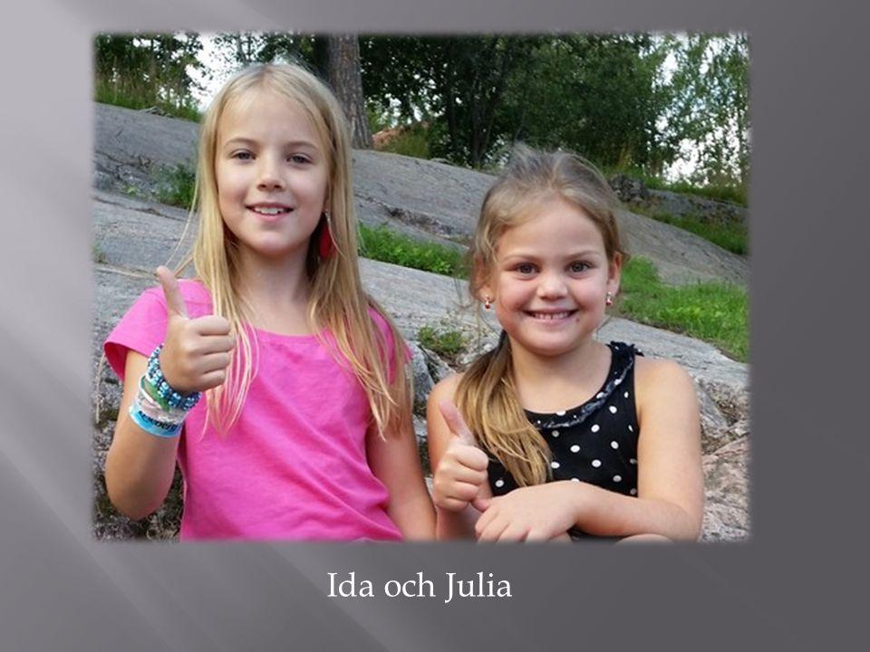 Ida och Julia