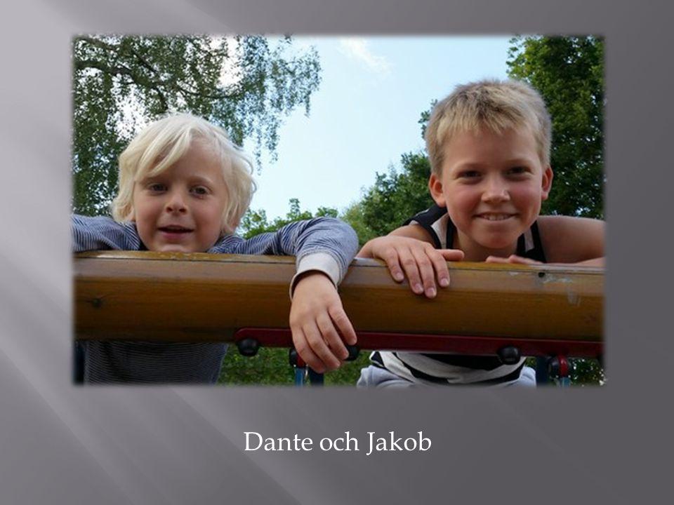 Dante och Jakob