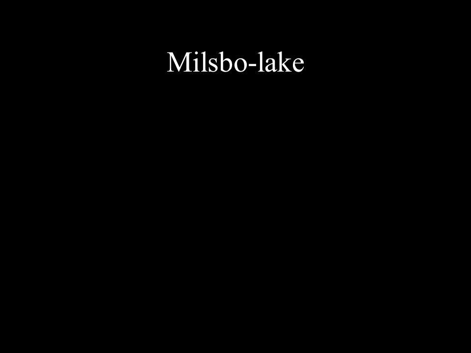Milsbo-lake