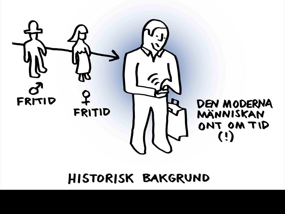 Historik: Idrotten började med att först män och sedan kvinnor fick fritid.
