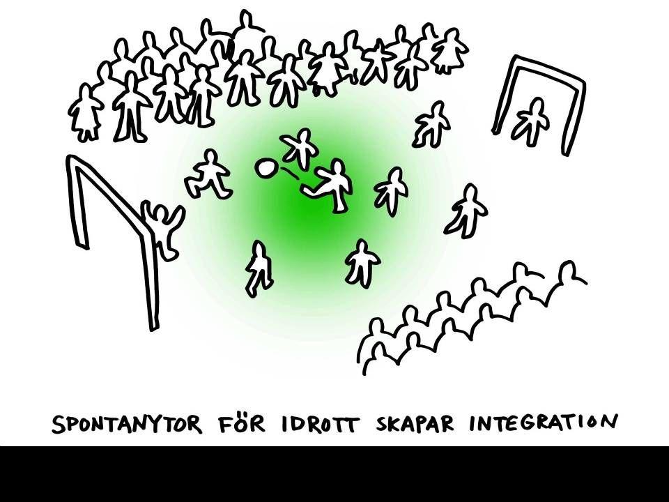 Kommunalrådets berättelse… Idrott integrerar!