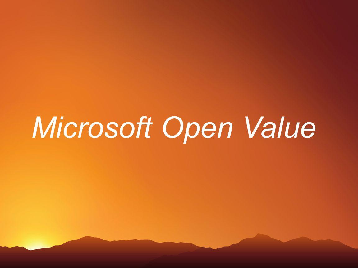 Summering – Microsoft volymlicensprogram Kom ihåg att Det finns en lösning för varje kundsituation Microsoft har investerat i skalbarhet och fler valmöjligheter för kunden Se på programvara som en tjänst Software Assurance är en del av IT-driften Skapa optimala lösningar över flera års sikt