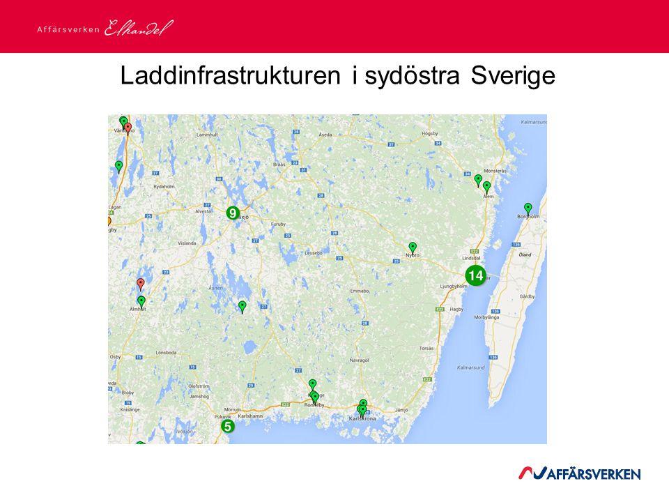 2015-03-21 Laddinfrastrukturen i sydöstra Sverige