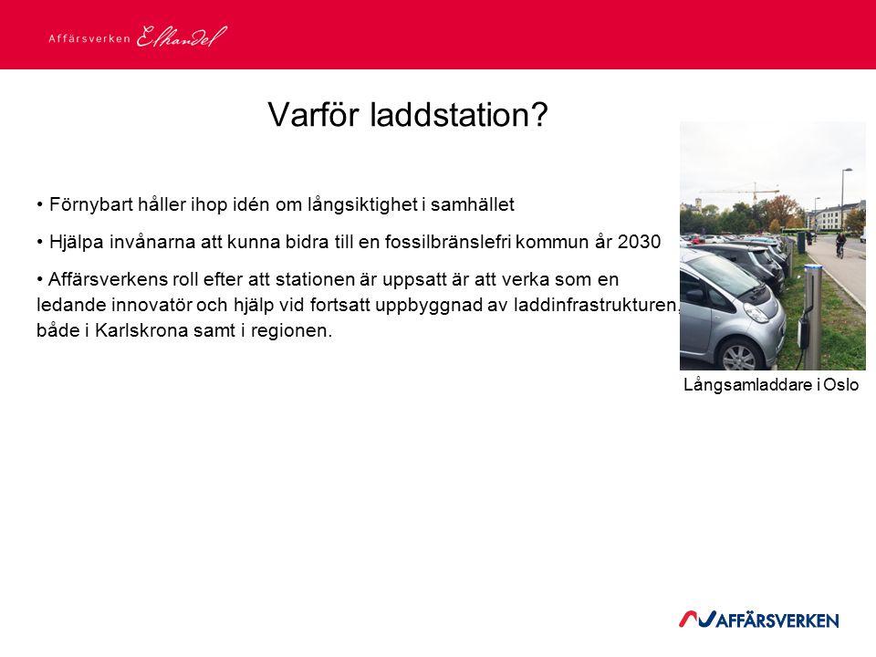 2015-03-21 Varför laddstation.