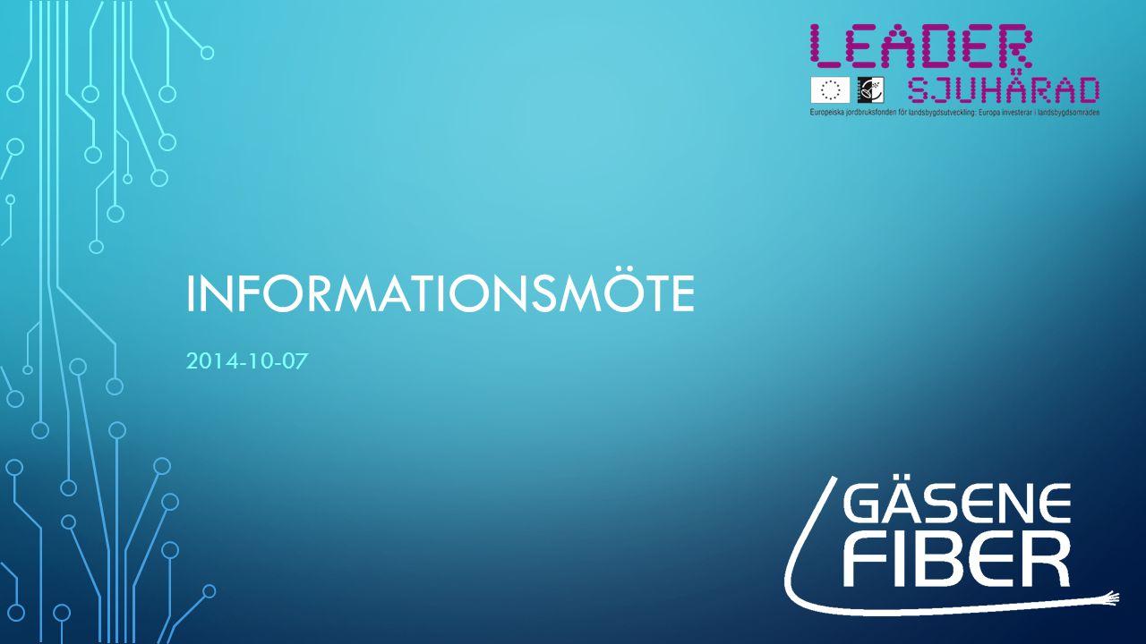 INFORMATIONSMÖTE 2014-10-07