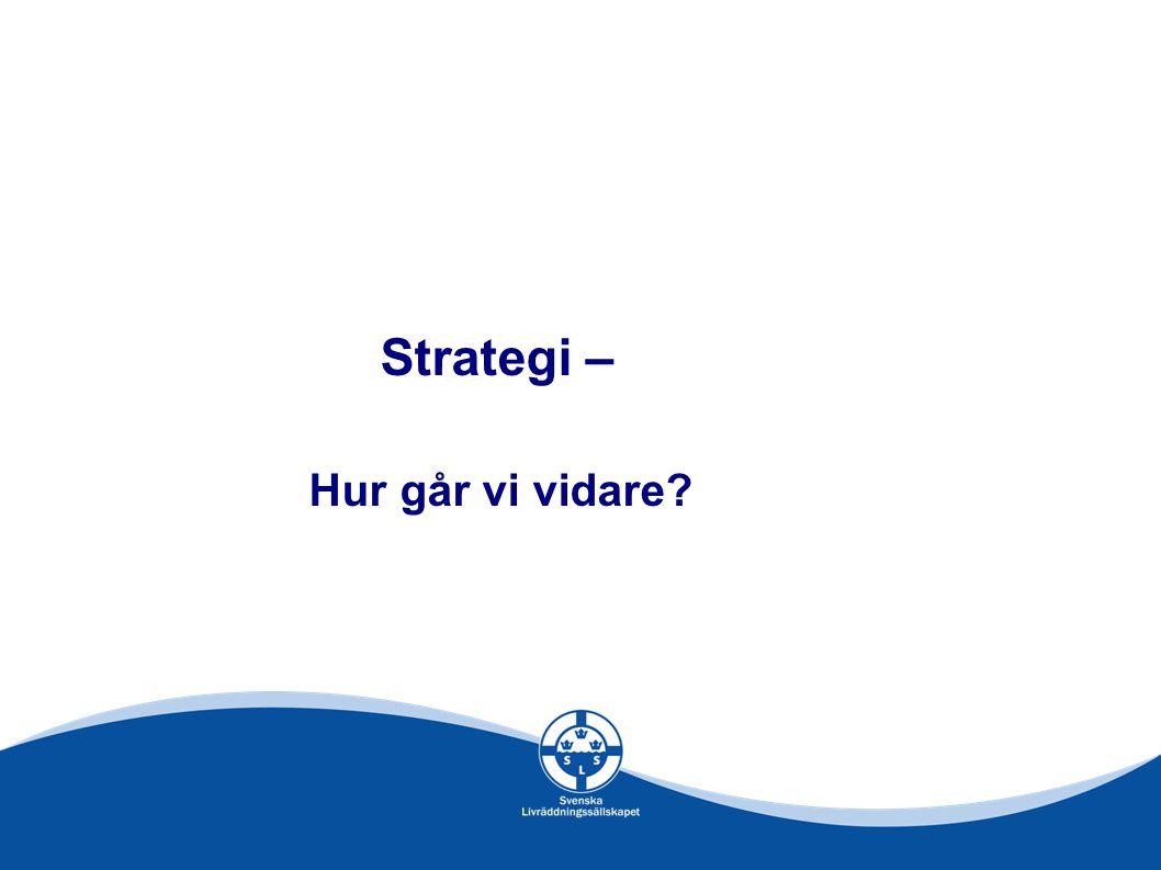 Strategi – Hur går vi vidare?