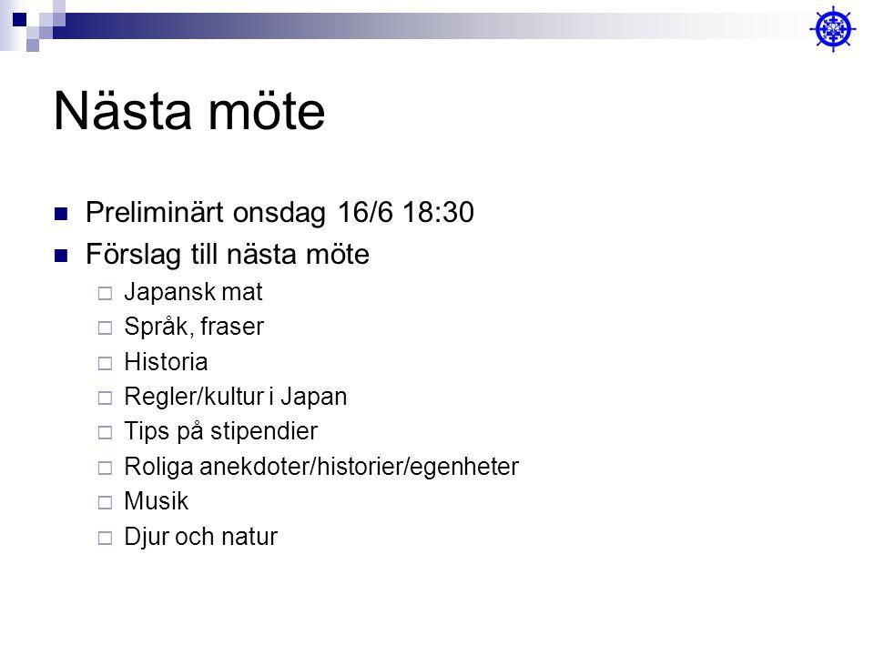 Närvarande Casimir Fredrik B Matilda H Simon O Erik K Emil N Ivar Karin Anders N Bobbo