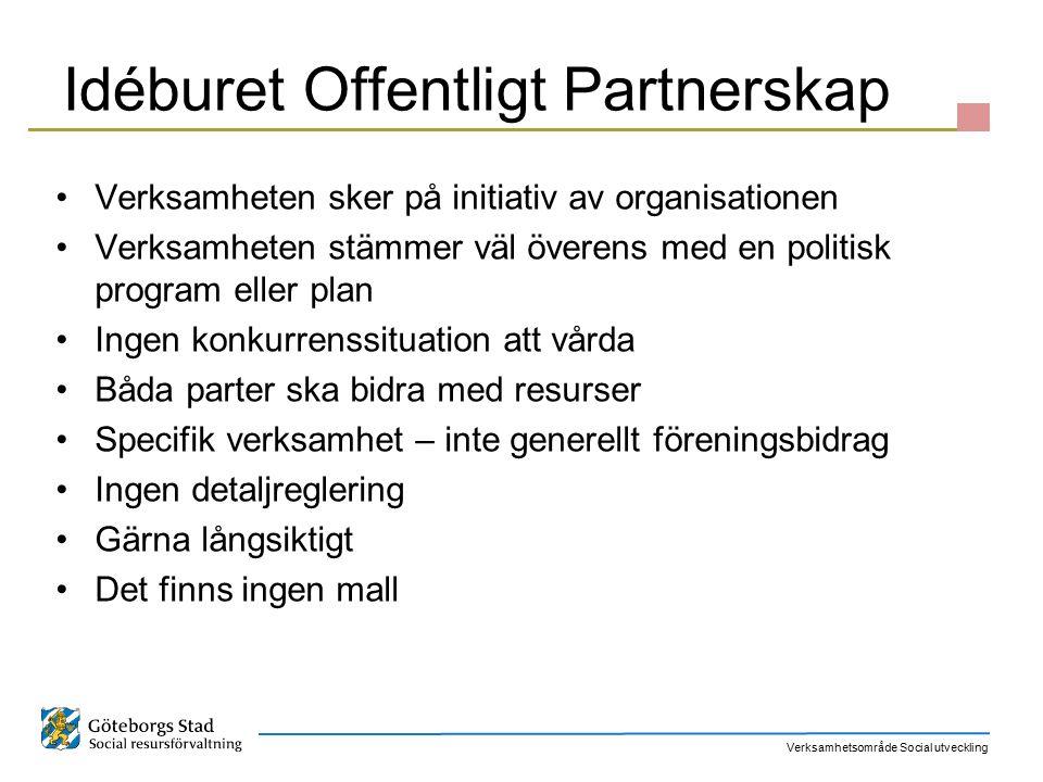 Verksamhetsområde Social utveckling Case study: Insatser för migrerande EU- medborgare i Göteborg Ekonomiskt utsatta EU medborgare söker sig till Göteborg.