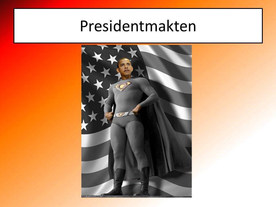 Presidentmakten