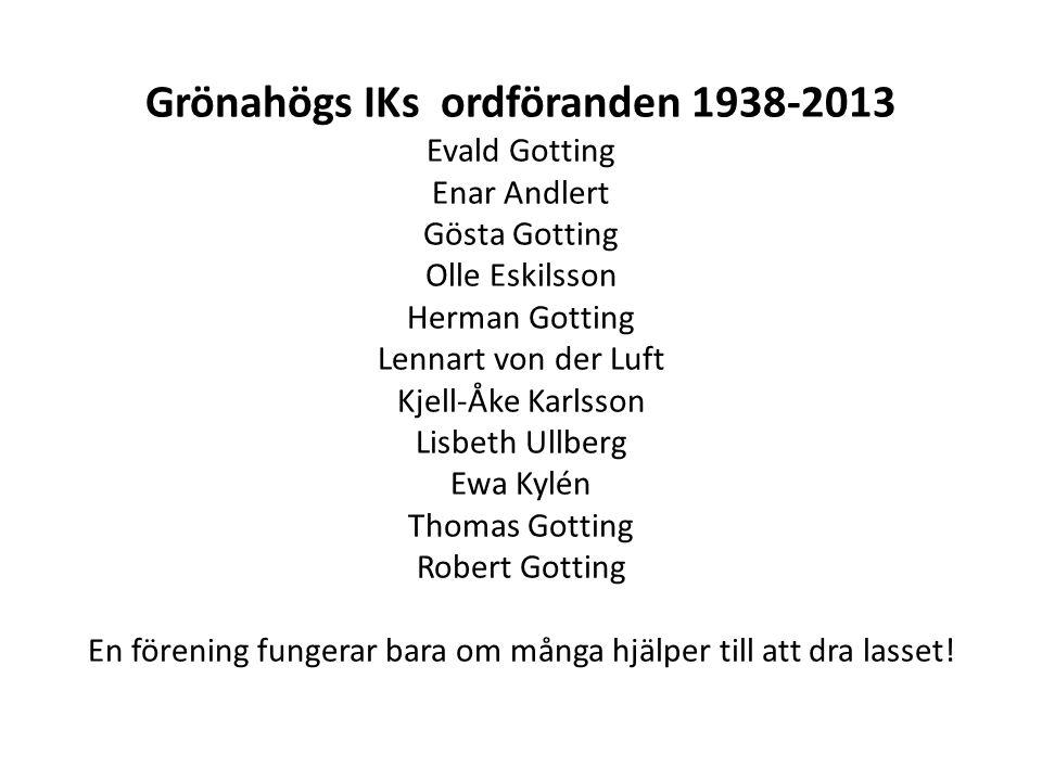 De tretton damer som spelade den första seriematchen på Åsunda i Marbäck 1981
