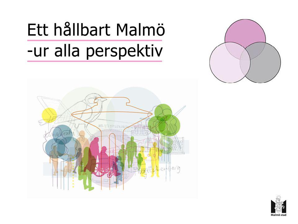Ett hållbart Malmö -ur alla perspektiv