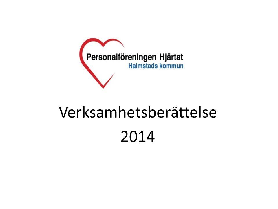 Erfarenhetsutbyte med andra personalföreningar Personalföreningen Hjärtat är medlem i Kommunanställdas Fritidsförbund.