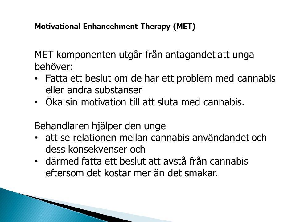 Motiverande samtal (Motivational interviewing, MI) syftar till att öka klientens eller patientens egen motivation till beteendeförändring, att få fram