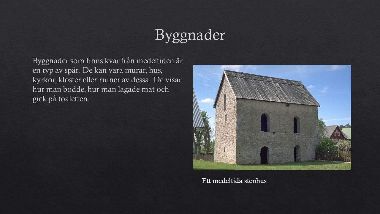 Ett medeltida stenhus