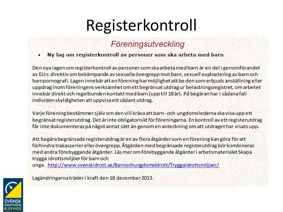Registerkontroll