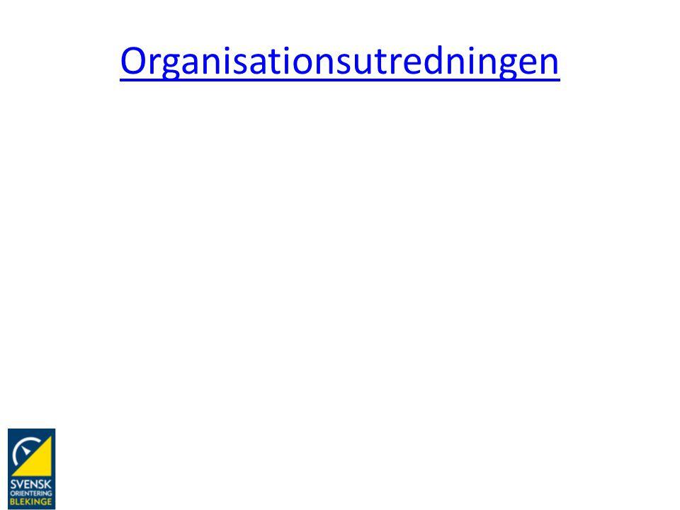 Organisationsutredningen
