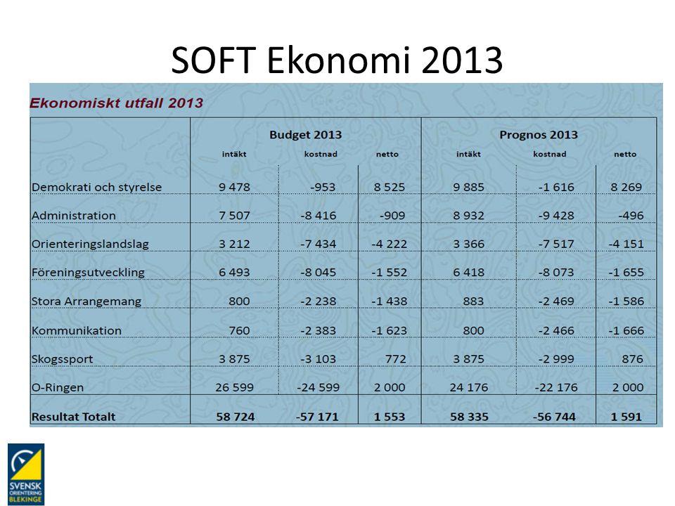 SOFT Ekonomi 2013