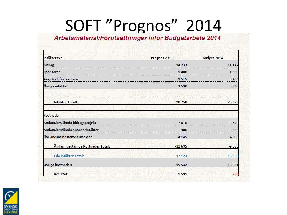 """SOFT """"Prognos"""" 2014"""