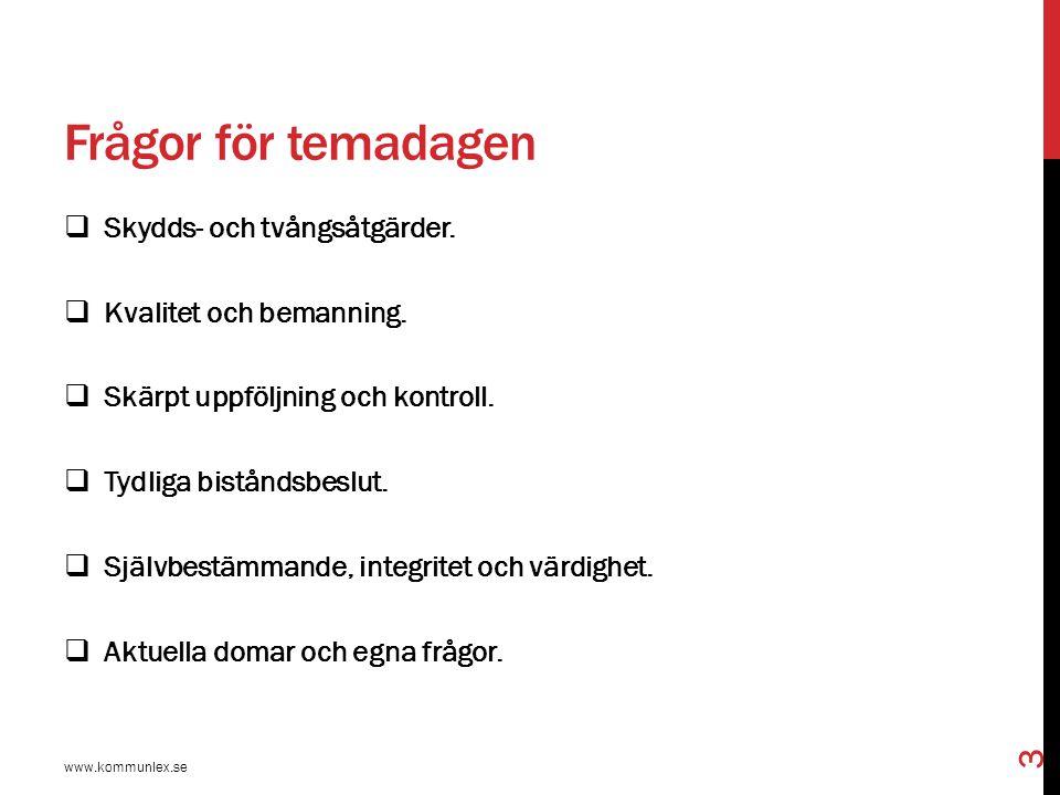 Nödlösningar i akuta fall www.kommunlex.se 14 Praktiska lösningar som ofta diskuteras i akuta situationer:  Presumerat samtycke (kan användas i vissa fall, men utgör ingen grund för nödhandlingar).