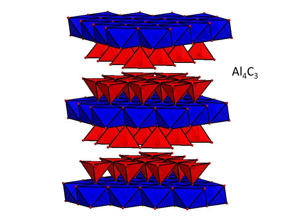Al 4 C 3