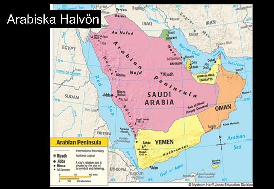 Arabiska Halvön