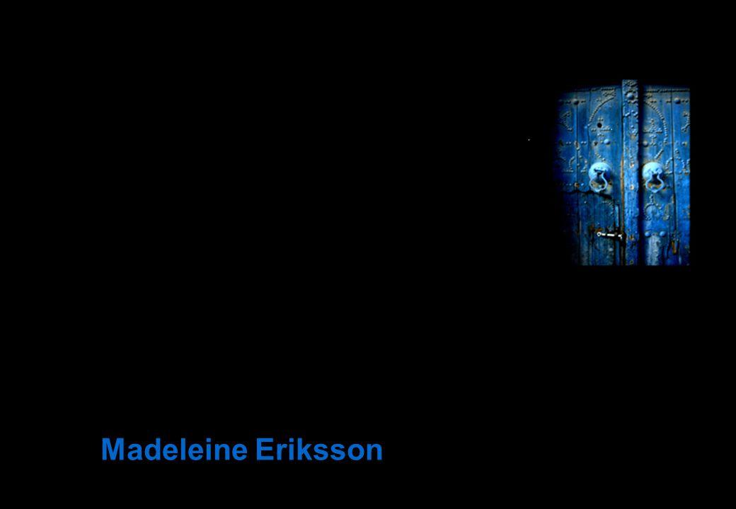 Madeleine Eriksson